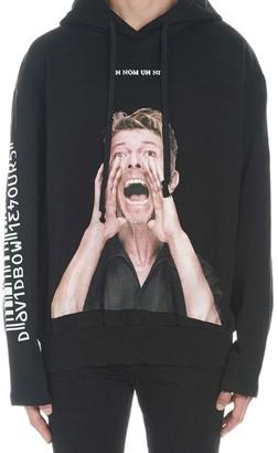 Ih Nom Uh Nit Bowie Scream Printed Sweater