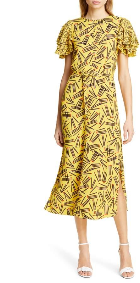 9198104304be Kate Spade Print Dresses - ShopStyle
