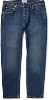 Acne Studios Town Slim-fit Washed-denim Jeans
