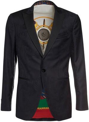 Etro Paisley Jacquard Wool Jacket