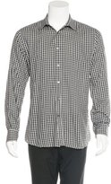 Paul Smith Plaid Woven Shirt