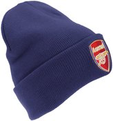 Arsenal FC Official Adults Knitted Winter Football Crest Hat