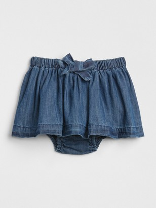 Gap Baby Chambray Skirt