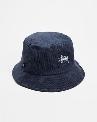 Stussy Graffiti Cord Bucket Hat