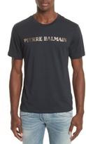 Pierre Balmain Men's Logo Graphic T-Shirt