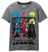 Dx-Xtreme Justice League Bubble Glow Tee (Big Boys)