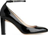 LK Bennett Imogen patent-leather court shoes