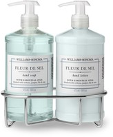 Williams-Sonoma Williams Sonoma Fleur De Sel Soap & Lotion, Classic 3-Piece Set