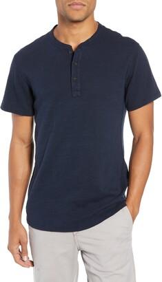 Rag & Bone Slim Fit Henley T-Shirt