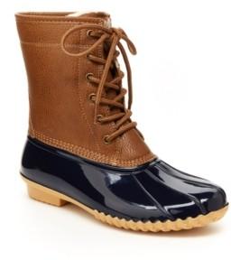 JBU Women's Maplewood Casual Duck Boot Women's Shoes