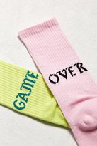 Game Over Sport Sock