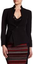 Yoana Baraschi Hyde Park Asymmetric Jacket