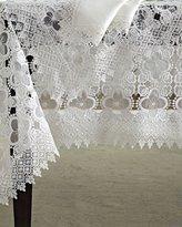 """Gia 72"""" x 126"""" Tablecloth & 12 Napkins"""