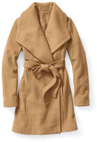Michael Kors Michael by The Belted Wrap Coat