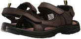 Propet Daytona (Brown) Men's Sandals
