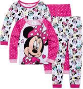 Asstd National Brand Girls Kids Pajama Set-Toddler