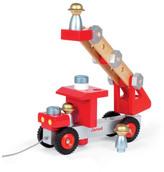 Janod Fireman Truck