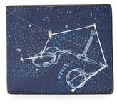 Michael Kors Libra Leather Astrology Billfold