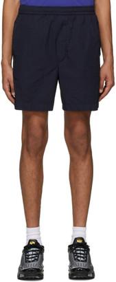 Moncler Black Bermuda Shorts