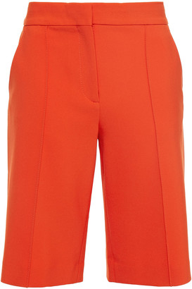 Victoria Victoria Beckham Crepe Shorts