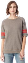 Alternative Fifty Yardliner Vintage Sport French Terry T-Shirt