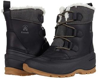 Kamik Snowgem Lo (Black) Women's Boots
