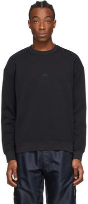A-Cold-Wall* Black Logo Sweatshirt