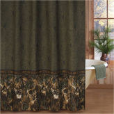 BROWNING Browning Whitetails Shower Curtain