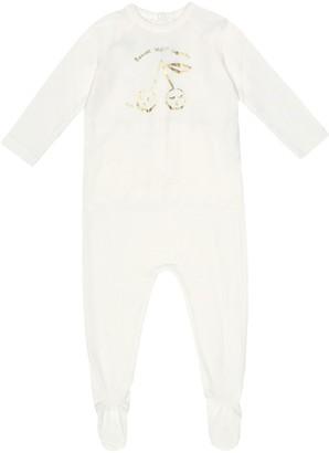 Bonpoint Baby cotton onesie