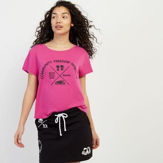 Roots x Boy Meets Girl - Relaxed Fit CFI T-shirt