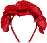 Gucci Children's flowers headband