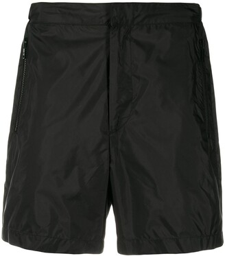 Prada zipped pockets swim shorts