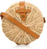 Dotti Rattan Canteen Bag