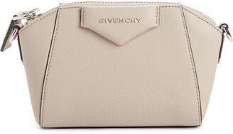 Givenchy Nano Antigona Sugar Leather Crossbody Bag