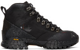ROA Black Andreas Hiking Boots
