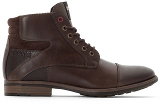 Redskins Caps Leather Ankle Boots