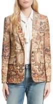 Frame Women's Persian Classic Blazer
