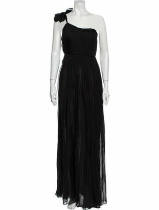 Stella McCartney 2008 Long Dress w/ Tags Black