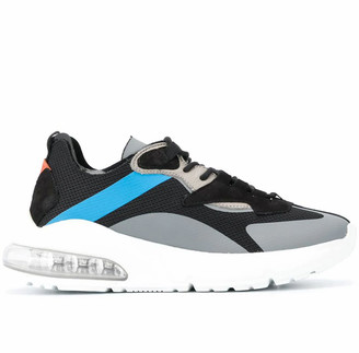 D.A.T.E Black Aura Chunky Sneakers