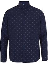Edwin Essential Shirt, Dark Indigo