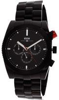 KR3W K1342B Men's Red rum Watch