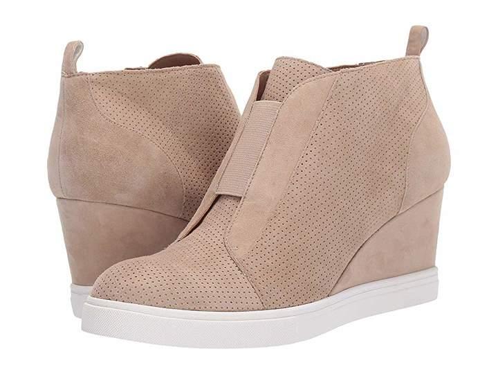 1fd0418ddf Linea Paolo Beige Women's Sneakers - ShopStyle