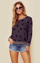 Sundry stars pullover