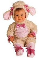 Rubie's Costume Co Rubie s Costume Co 31329 Pink Lamb Infant Costume Size 6-12 Months