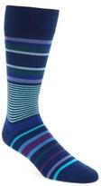Paul Smith Men's Lawn Stripe Socks