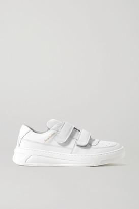 Acne Studios Leather Sneakers