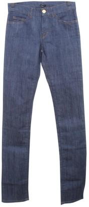 Joseph Blue Cotton Jeans