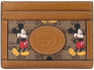 Gucci Disney x card case