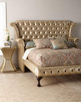 Haute House Champagne Carter King Bed