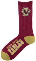For Bare Feet Boston College Eagles Deuce Crew 504 Socks